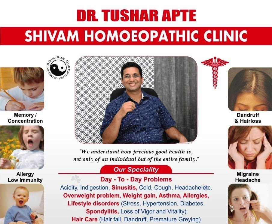 Homeopaths In Pune