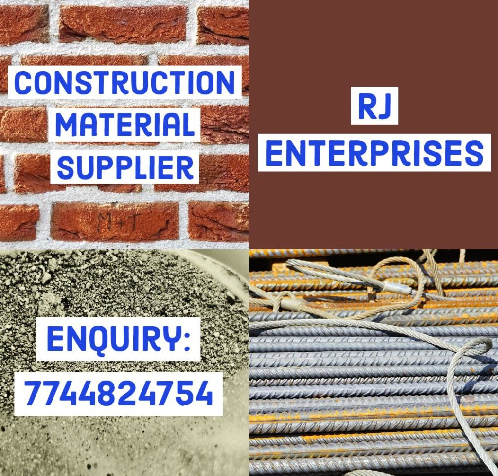 Construction Material Suppliers In Pune